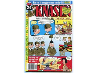 Knasen 2003 Nr 24 VF/NM
