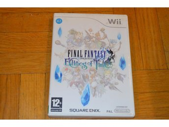 Final Fantasy Crystal Chronicles Echoes Of Time Nintendo Wii