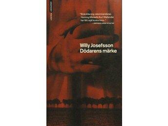 Dödarens märke, Willy Josefsson (Pocket) - Knäred - Dödarens märke, Willy Josefsson (Pocket) - Knäred