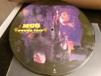 MC5 - Bildskiva - Power Trip LP - Brilliant Outtakes,Demos & Specials - PROMO