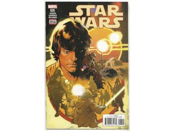 Star Wars Volume 2 # 26 NM Ny Import