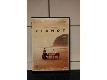 DVD - Sleepy Hollow - Pianot - The Piano - Kristinehamn - DVD - Sleepy Hollow - Pianot - The Piano - Kristinehamn