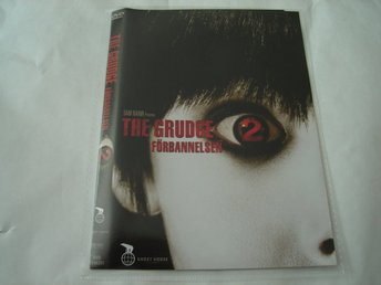 DVD-THE GRUDGE 2 FÖRBANNELSEN