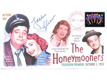 "Commemorating the 60th Anniversary TVs ""Honeymooners"" Event Cover"