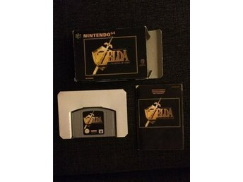 ZELDA - OCARINA OF TIME N64