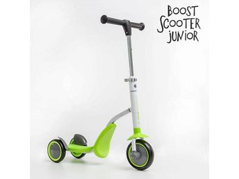 Scooter-trehjuling Boost Scooter Junior 2-i-1 (3 hjul) - Kristianstad - Scooter-trehjuling Boost Scooter Junior 2-i-1 (3 hjul) - Kristianstad