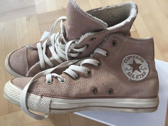 Converse All Star stl 39 leather upper