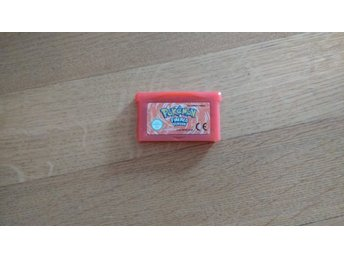 GBA / Gameboy Advance: Pokemon Fire Red FireRed (ORIGINAL, endast kassett)