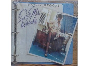 Pattie Brooks title* Our Ms. Brooks* Disco LP US