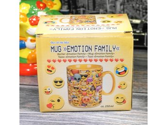 Mugg Emotions Family - out of the blue