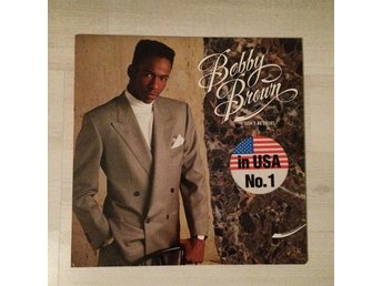 BOBBY BROWN - DON´T BE CRUEL. (LP)
