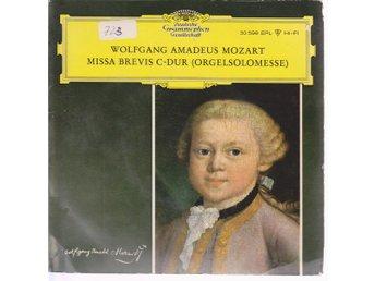 Wolfgang Amadeus Mozart: Missa Brevis C-dur (orgelsolomesse) - Gammelstad - Wolfgang Amadeus Mozart: Missa Brevis C-dur (orgelsolomesse) - Gammelstad
