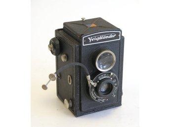 2-ögd spegelreflexkamera VOIGTLÄNDER BRILLIANT - Limhamn - 2-ögd spegelreflexkamera VOIGTLÄNDER BRILLIANT - Limhamn