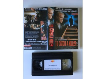 To Catch a Killer VHS
