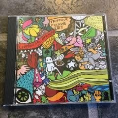 TRAPDOOR FUCKING EXIT - CROOKED LIFE/STRAIGHT WORLD. (CD )