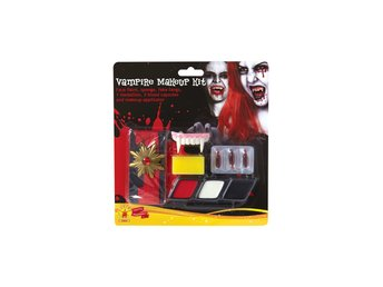VAMPYR Make Up Smink VAMPIRE MONSTER DRACULA