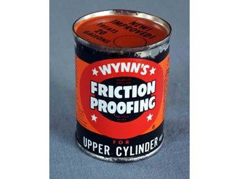 WYNN´S    Friction Proofing burk ,,SNYGG !!
