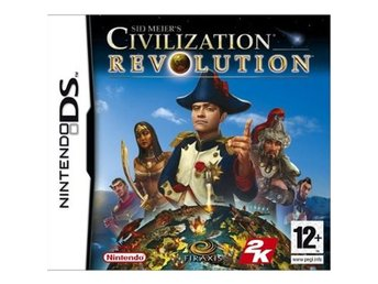 Civilization Revolution - Nintendo DS