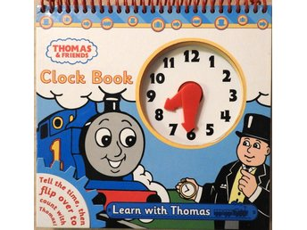 Thomas & Friends Clock Book - Learn to tell the time with Thomas