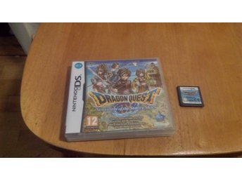Dragonquest IX Sentinels of the Starry Skies