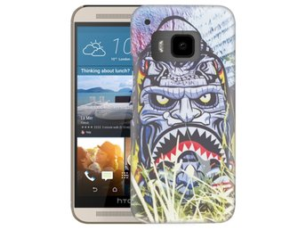HTC One M9 Skal Tribal Mask