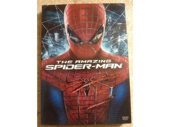 The Amazing Spider-Man (DVD) Filmen är inplastad
