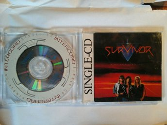 survivor / didnt know it was love cd singel 1988