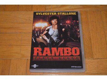 Rambo First Blood ( Sylvester Stallone ) DVD