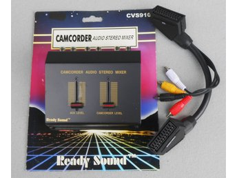 CAMCORDER AUDIO STEREO MIXER
