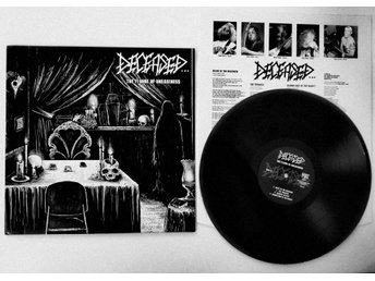 DECEASED/ CONCEIVED BY HATE Split DEATH,AUTOPSY,SLAYER,POSSESSED,MERCILESS