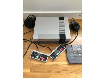 Nintendo 8-bitars med wizards&Warriors