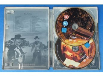 Good, bad and the ugly: Special Edition Steelbook . Svensk text, med små brickor