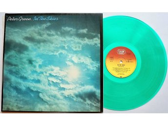 ** Peter Green - In The Skies - grön vinyl  **