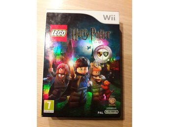 Wii-spel Lego Harry Potter years 1-4