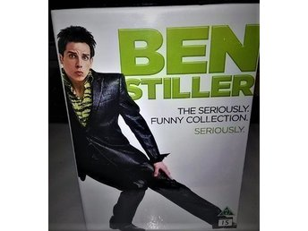 Ben Stiller - The Seriously. Funny Collection. Seriously.