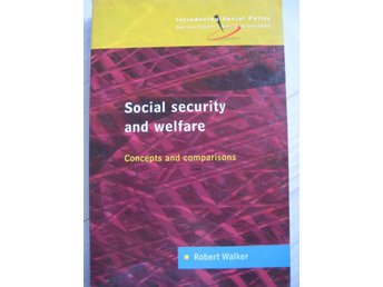 #REA# SOCIAL SECURITY AND WELFARE: Concepts and Comparisons