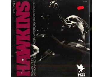 COLEMAN HAWKINS - ALL-STAR SESSION - STILL SEALED