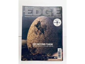 EDGE 47 July 1997 Life after Turok