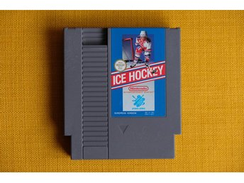 Ice Hockey NES Nintendo 8-bit PAL