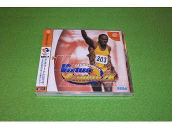 Virtua Athlete 2K NYTT JAP Dreamcast Sega