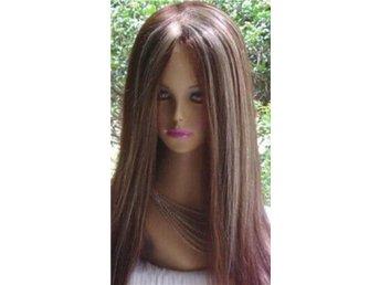 100 procent äkta Human hair peruk - Laholm - 100 procent äkta Human hair peruk - Laholm
