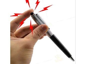 Very Funny Electric Shock Pen Toy