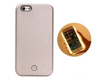 Selfieskal till iPhone 6/6S - Guld - Norsborg - Selfieskal till iPhone 6/6S - Guld - Norsborg