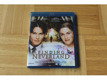 "Blu-ray-film ""Finding Neverland"" Johnny Depp Kate Winslet"