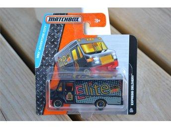 Express Delivery Elite Robo Matchbox (2015) MBX Adventure City 21/125 Ny - Hässleholm - Express Delivery Elite Robo Matchbox (2015) MBX Adventure City 21/125 Ny - Hässleholm
