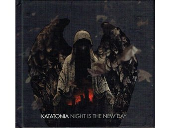 KATATONIA - NIGHT IS THE NEW DAY (LTD DIGIBOOK EDT) CD