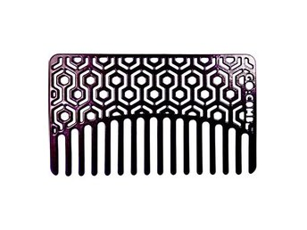 Go-Comb Merlot Hexagon