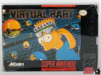 Virtual Bart  (inkl. Skyddsbox & Amerikansk Version)