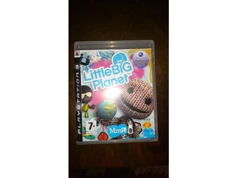 Playstation3 PS3 Little BIG Planet