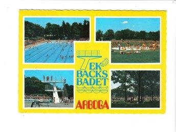 Arboga - Ekbacksbadet - Segeltorp - Arboga - Ekbacksbadet - Segeltorp